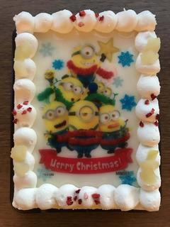 201712 31クリスマスケーキ