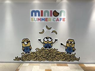 20210729 ミニオンサマーカフェ