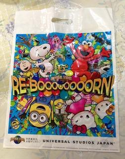 USJのお土産袋20160415